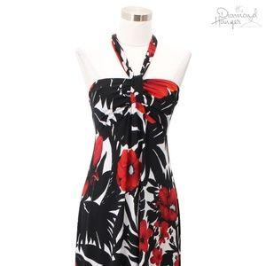 WHITE HOUSE BLACK MARKET WHBM Designer Dress SizeX